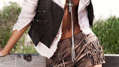 Editorial fashion: Neo western