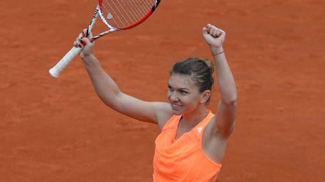 Simona Halep a invins-o pe Serena Williams!
