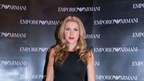 Eveniment aniversar Emporio Armani