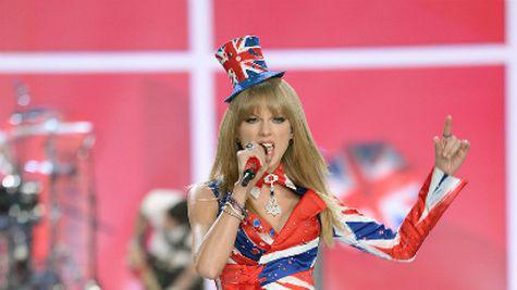 Taylor Swift si Ed Sheeran vor canta la show-ul Victoria's Secret!