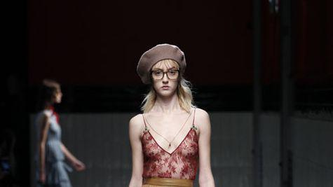 Alessandro Michele isi face debutul Gucci!