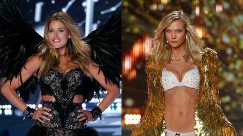 Doutzen Kroes si Karlie Kloss pleaca de la Victoria's Secret!