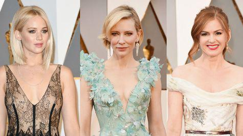 Premiile Oscar 2016: Best beauty looks