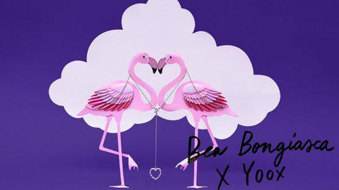 Bea Bongiasca creeaza o colectie capsula de bijuterii pentru YOOX