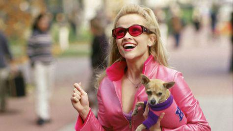 "Reese Witherspoon abia asteapta sa apara ""Legally Blonde 3"""