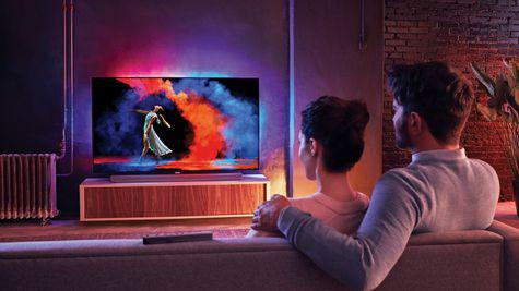 Noul televizor OLED 973 by Philips TV
