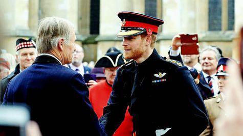 Printul Harry, replici amuzante despre Meghan Markle in cadrul unui eveniment oficial