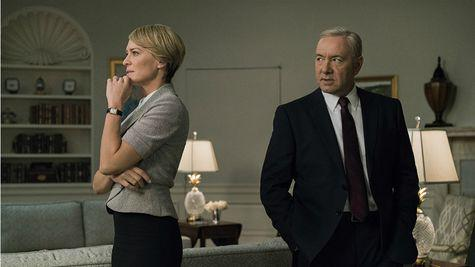 Robin Wright, personaj principal in ultimul sezon House of Cards
