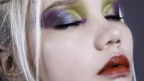 Editorial Beauty: Taste of color