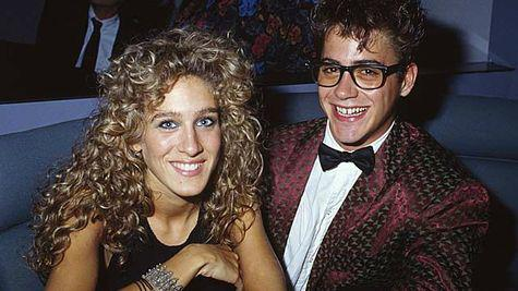 sarah jessica parker si robert downey junior