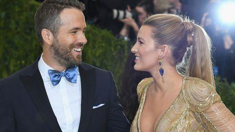 Ryan Reynolds și Blake Lively