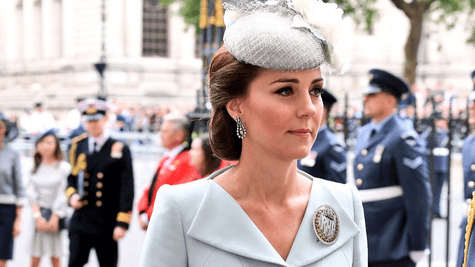 Kate Middleton a primit o distincție