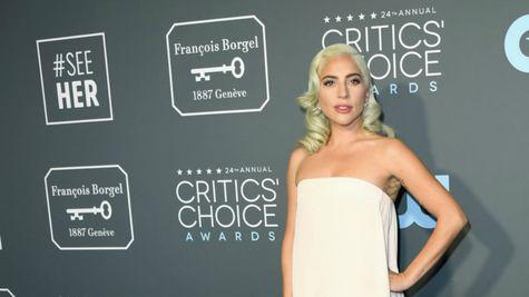 Lady Gaga a vorbit despre semnificația melodiei Shallow în timpul Critics' Choice Awards 2019