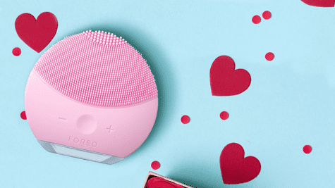 (P) Un ten perfect, cadoul tau de Valentine's Day  de la FOREO