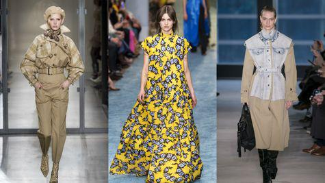 10 cele mai cool ținute de la New York Fashion Week