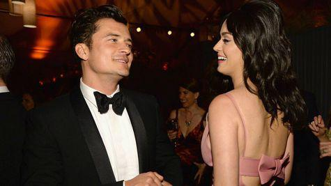 Katy Perry și Orlando Bloom s-au logodit