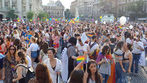 bucharest pride 2019