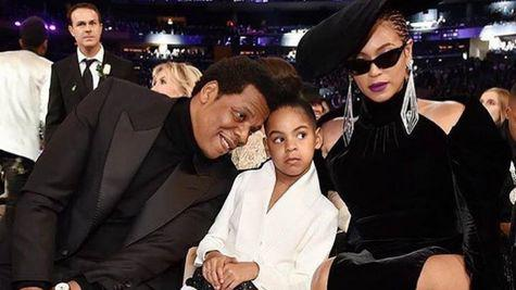 Blue Ivy, fiica lui Beyonce, are un talent ascuns