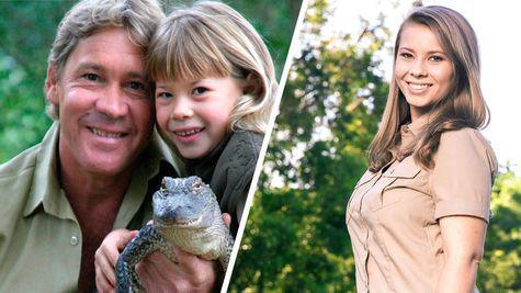 Bindi Irwin a postat un mesaj emoționant adresat regretatului ei tată, Steve Irwin