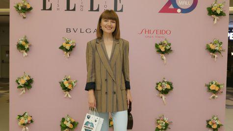 Alexandra Ungureanu, la ELLE Stylish Shopping Session powered by București Mall-Vitan (VIDEO)