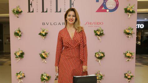 Amalia Enache, la ELLE Stylish Shopping Session powered by București Mall-Vitan (VIDEO)