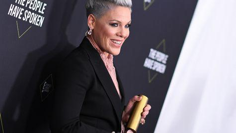 Pink, discurs impresionant la E! People's Choice Awards