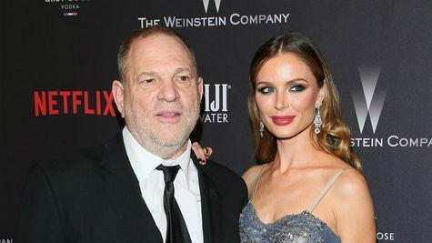 Georgina Chapman, fosta soție a lui Harvey Weinstein, are un nou iubit
