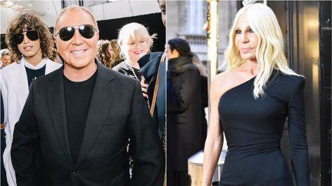 Compania mamă a brandurilor Michael Kors, Versace și Jimmy Choo donează pentru lupta împotriva coronavirusului