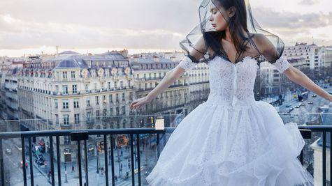Editorial fashion: Paris, mon amour