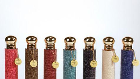 Colectia de parfumuri Caron Luxury