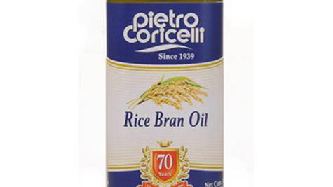 Uleiul de orez Pietro Coricelli