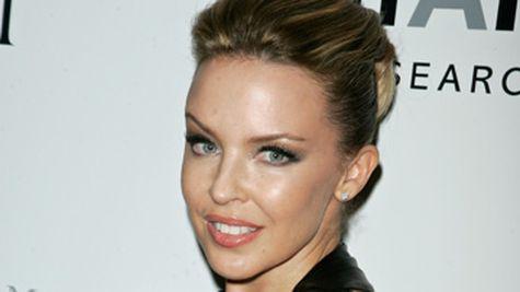 Kylie Minogue se pregateste pentru o cariera in actorie