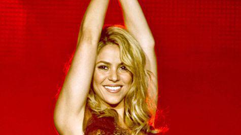 Shakira nu se va dezbraca