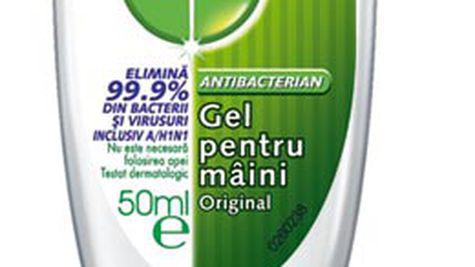 Gelul antibacterian pentru maini Dettol