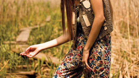 Tendinte fashion: accente etno