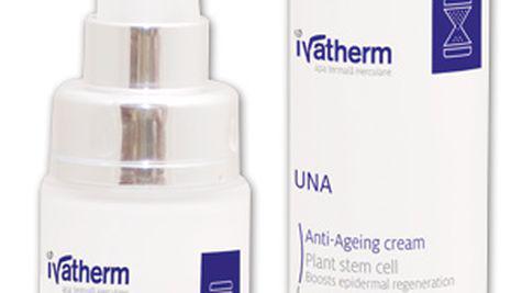 Celule stem vegetale pentru intinerirea pielii mature la Ivatherm
