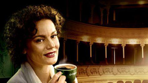 Maia Morgenstern a ales sa fie imaginea Doncafe
