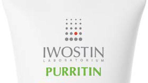 Gelul-peeling trisferic pentru spalare Iwostin Purritin