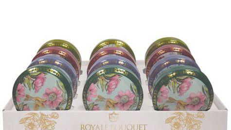 Sapunurile Royal Bouquet  -pentru maini catifelate