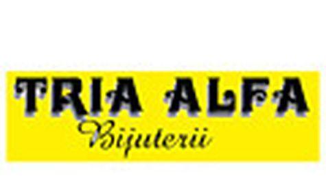 Castiga seturi de bijuterii oferite de TRIA ALFA!