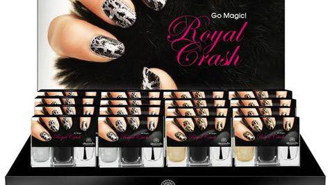 Go Magic – Royal Crash Polish, de la Alessandro
