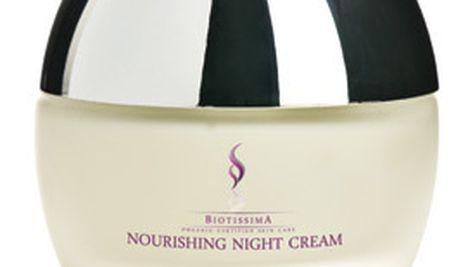 Crema nutritiva BIO de noapte Biotissima