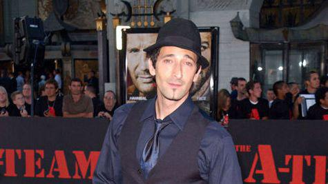 Adrien Brody – Eroul perfect