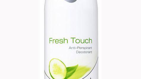 Piele catifelata cu deodorantele Dove Fresh Touch