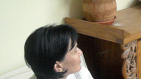 Ritual de infrumusetare in stil balinez