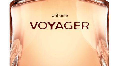 Apa de toaleta Voyager, de la Oriflame