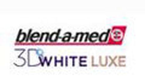 Castiga produse pentru ingrijirea danturii oferite de Blend-a-med!