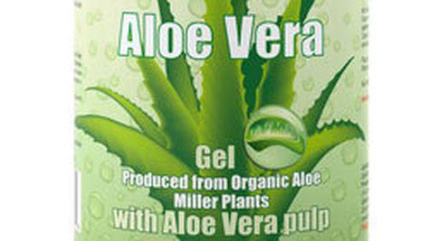 Life Impulse Gel cu pulpa de Aloe Vera BIO- detoxifiant, imunoprotector