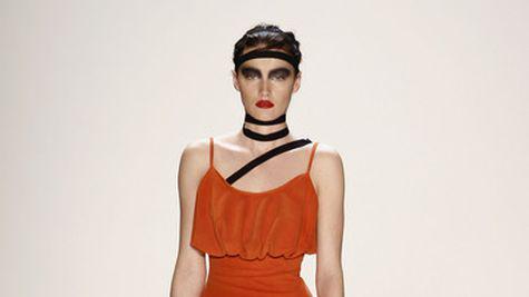 Irina Schrotter si-a prezentat colectia la Berlin Fashion Week