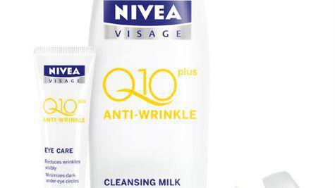 NIVEA relanseaza gama NIVEA VISAGE Q10 plus: acum si cu creatina